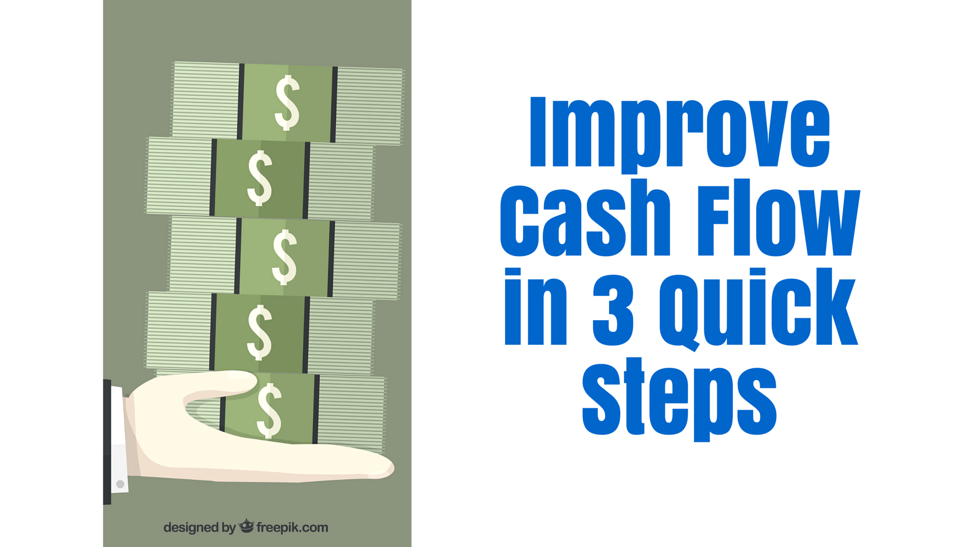 Improve Cash Flow in 3 Quick Steps - Debt Recoveries Australia